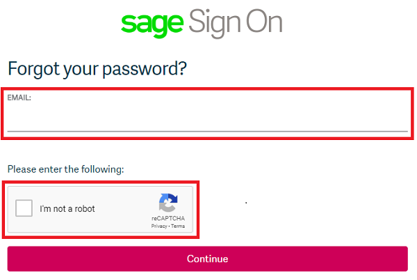 how to fix if sage not accepting correct password 1