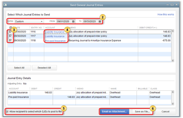 Make a Journal Entry in QuickBooks Online