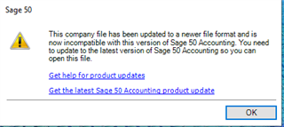 How to Fix Sage 50 Won't Open After the Update