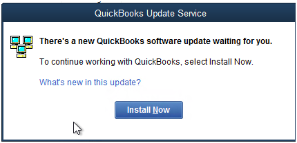 How to Fix QuickBooks Error: A Critical QuickBooks Update is waiting for Installation
